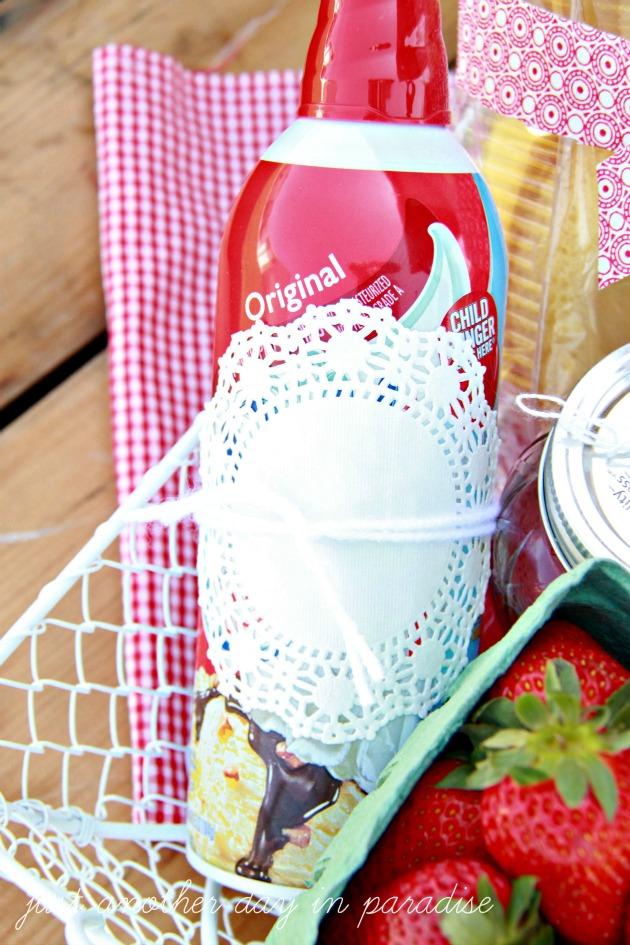 Strawberry Shortcake Kit 7