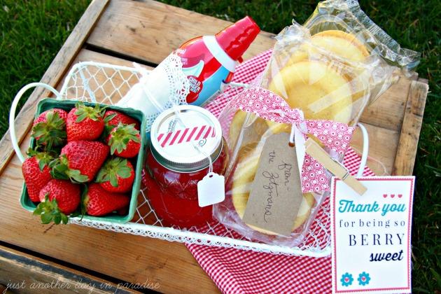 Strawberry Shortcake Kit