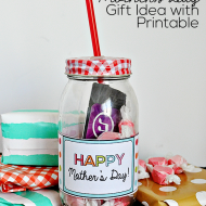Happy Mother's Day Printable + Giveaway!
