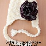 Silky & Lacey Rose Tutorial from Simply Modern Mom