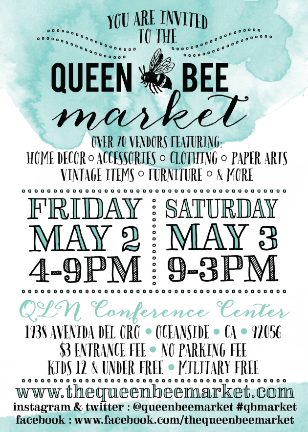 Queen Bee Market - Oceanside, CA