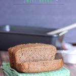 Whole Wheat Sweet Bread