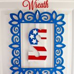 4th of July Monogram