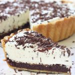 Mississippi Mud Pie recipe featured at the Party Bunch