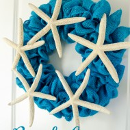 Beach Cottage Wreath