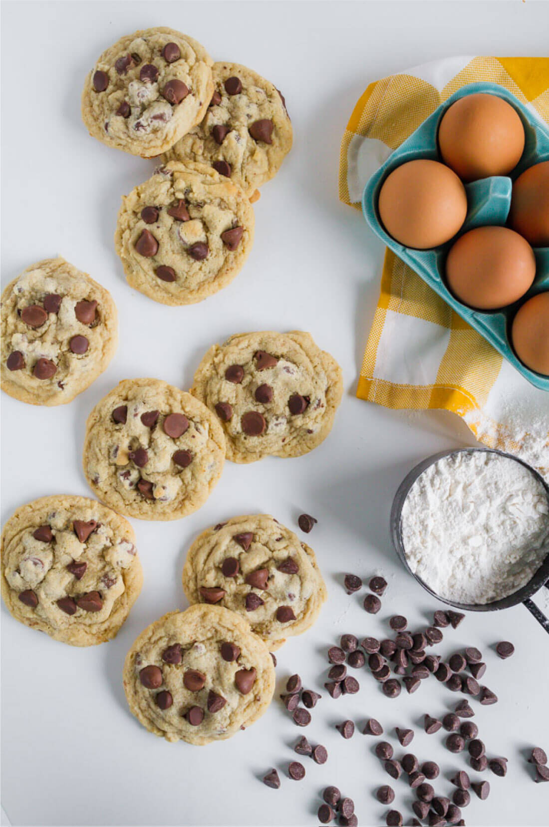 5 Tips to Make the Perfect Chocolate Chip Cookies every single time from www.thirtyhandmadedays.com