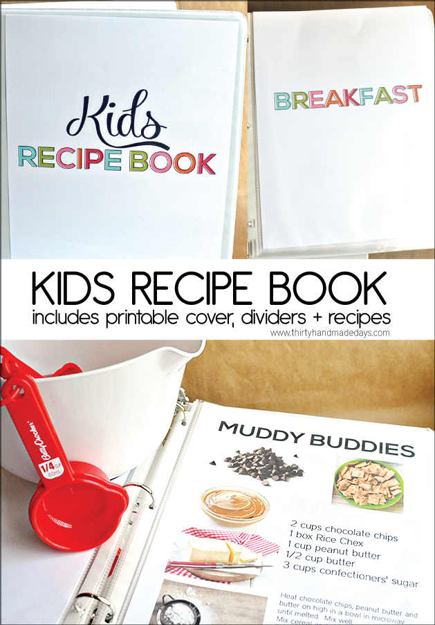 Kids Cookbook Cover ~ The gallery for gt kids cookbook cover template