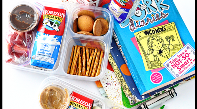 Kid Approved Lunch Box + Snack Ideas