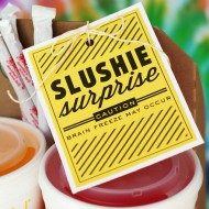 Slushie Surprise with Printable