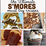 the Ultimate S'mores Recipes