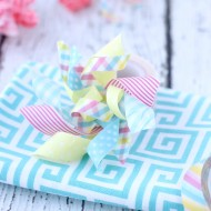 Washi Tape Korker Bows
