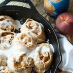 Peach-and-Cream-Cinnamon-Rolls-1