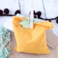 Simple Pumpkin Treat Bags