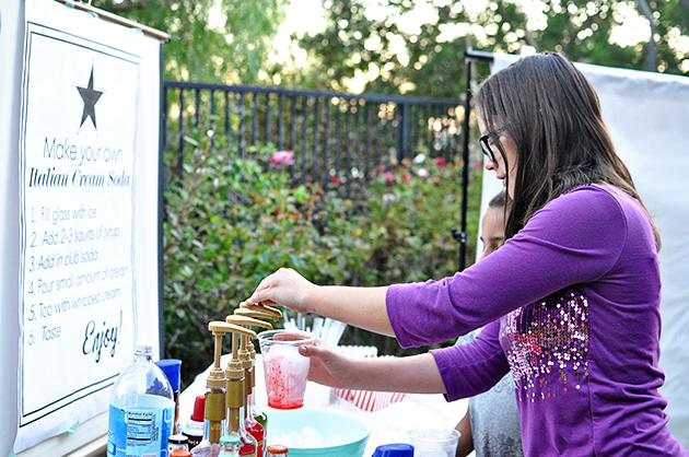 Make your own Italian Cream Soda Bar  Thirty Handmade Days