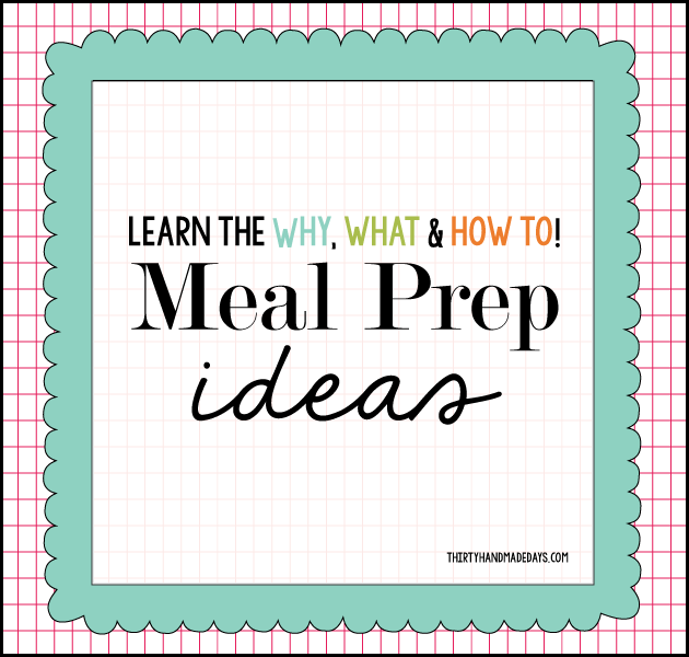 Meal prep ideas featuring 100 tips tricks recipes and more