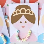 Princess party favors featured at the Party Bunch