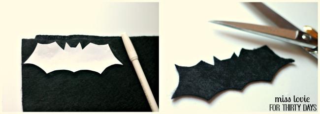 04 bat Halloween Decoration