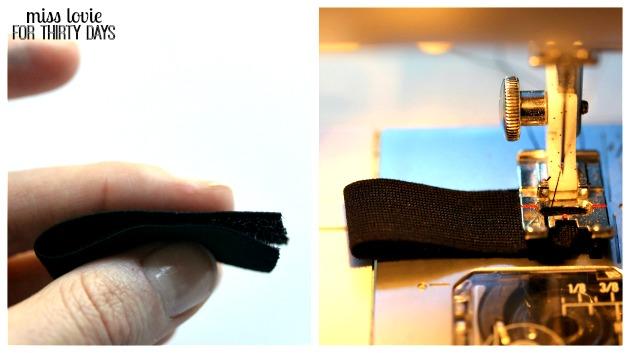 08 elastic Napkin Rings