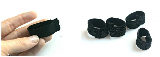 09 Elastic Napkin Ring How To