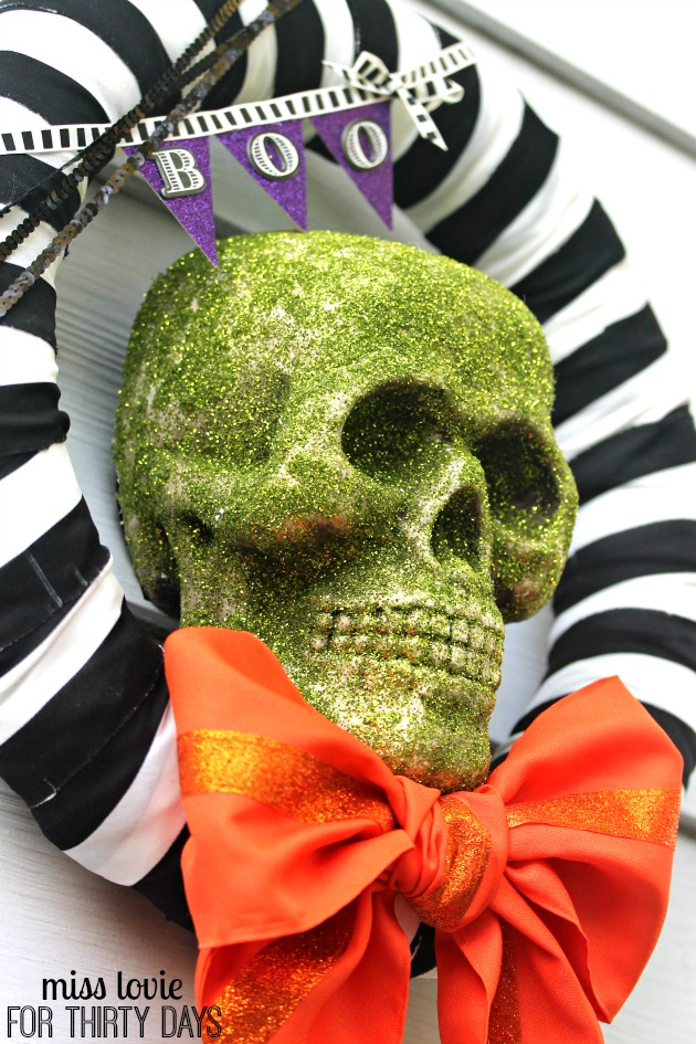 14 Halloween Wreath How To