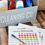 Printable Chore List from www.thirtyhandmadedays.com