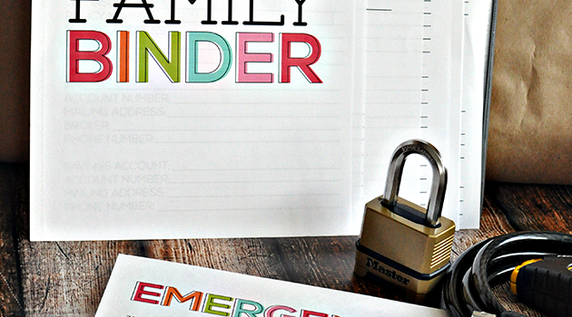 Get Prepared: Printable Emergency Checklist