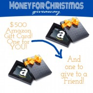 Money for Christmas Giveaway!