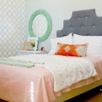 Cute girls room from Lolly Jane featured at the Party Bunch