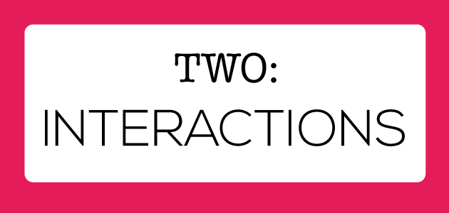 twointeractions