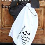 Pillow Case Trick or Treat Bag