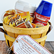 Caramel Apple Cider Kit