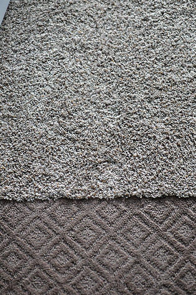 Carpet threshold