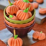 No bake Pumpkin Patties