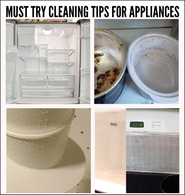 Cleaning Tips For Every Day