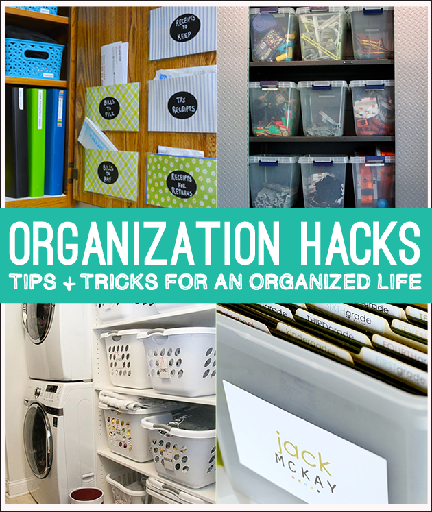 cheap garage ideas - Organization Hacks