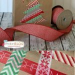 DIY Holiday Gift Bags from Today's Creative Blog