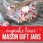 Mason Jar Gift Ideas - super cute idea for a Christmas present. www.thirtyhandmadedays.com