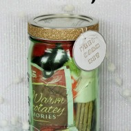 Gift in a Jar: Keep Warm Kit