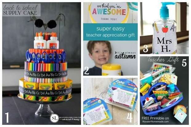Teacher gifts ideas for gifts that teachers will love supplies are great teacher gifts negle Image collections