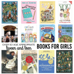 Over 50 Books For Teenage Girls