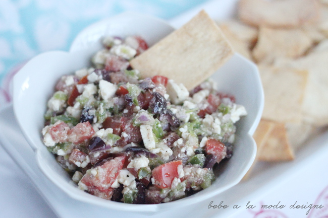 Greek Salsa