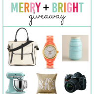 Merry & Bright Amazon Giveaway