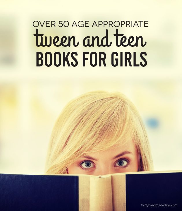 Books For Teenage Girls