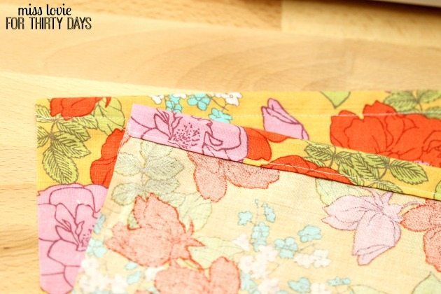 12 Easy Envelope Pillow
