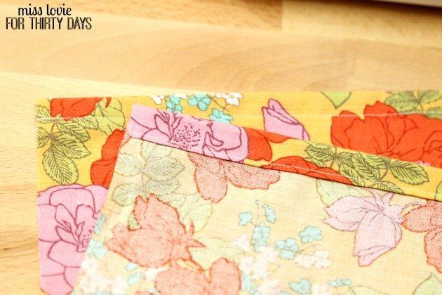 12 Easy Envelope Pillow