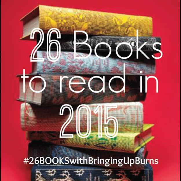 26 books in 2015