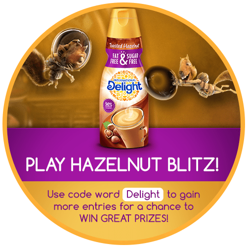 Play International Delight Hazelnut Blitz