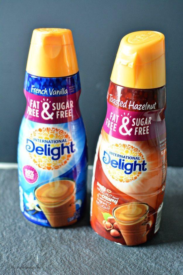 New International Delight flavors