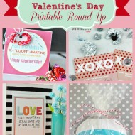 the Ultimate Valentine's Day Printable Round Up