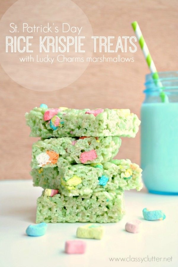 25+ St Patties Day Treats / by Busy Mom's Helper for ThirtyHandmadeDays.com